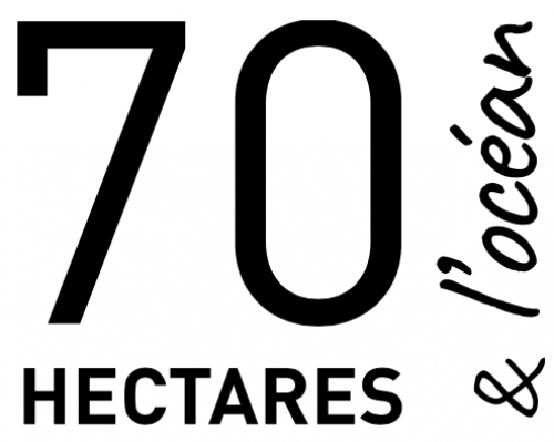 logo 70 Hectares... & l'océan