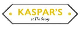 logo Kaspar's at The Savoy