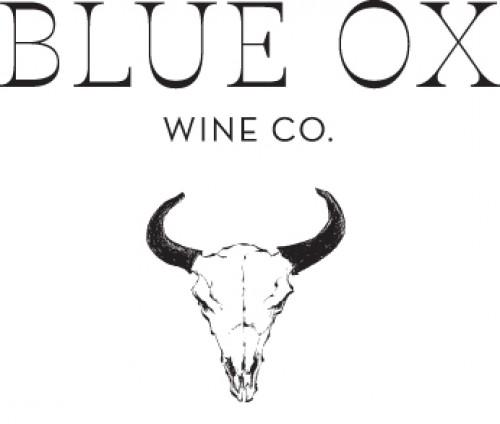 logo Blue Ox Wine Co.