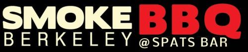 logo SMOKE Berkeley at Spats