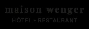 logo Maison Wenger I Restaurant & Hôtel