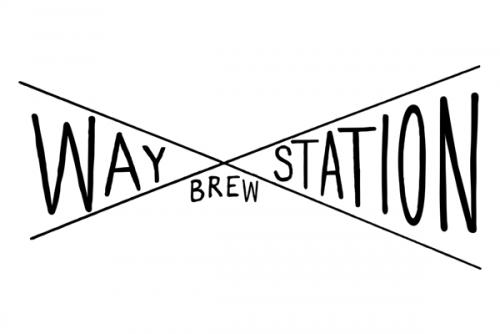 logo Way Station Brew
